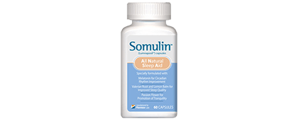 Somulin All Natural Sleep Aid Review