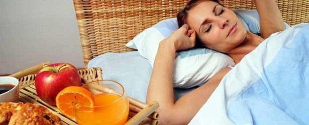 Foods For Sleep