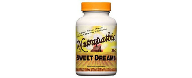 Nutrapathic's Sweet Dreams Natural Sleep Aid Supplement Review