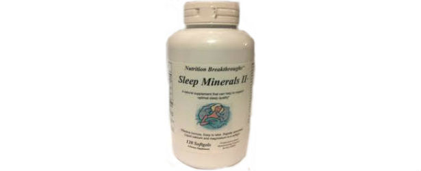 Nutrition Breakthroughs Sleep Minerals II Review