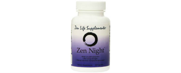 Zen Life Supplements Zen Night Review