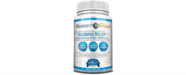 Research Verified Insomnia Relief Review