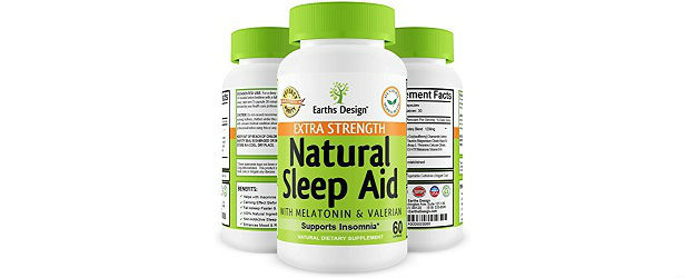 Earths Design Natural Sleep Aid Review